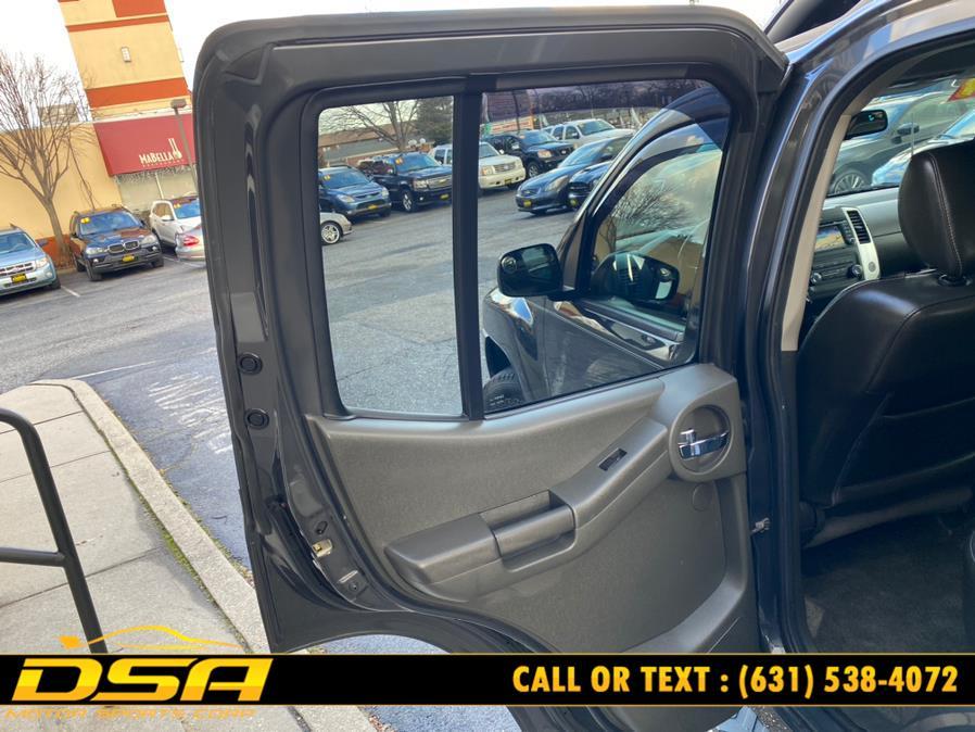 Used Nissan Xterra 4WD 4dr Auto pro-4x 2014   DSA Motor Sports Corp. Commack, New York