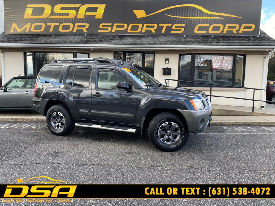 Used 2014 Nissan Xterra in Commack, New York | DSA Motor Sports Corp. Commack, New York