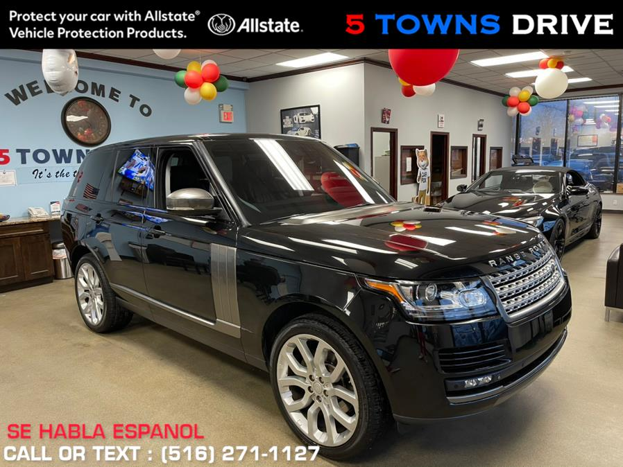 Used 2015 Land Rover Range Rover in Inwood, New York | 5 Towns Drive. Inwood, New York