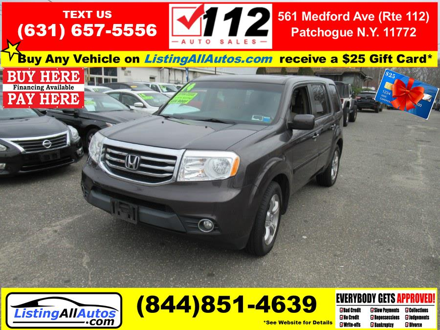 Used 2014 Honda Pilot in Patchogue, New York | www.ListingAllAutos.com. Patchogue, New York
