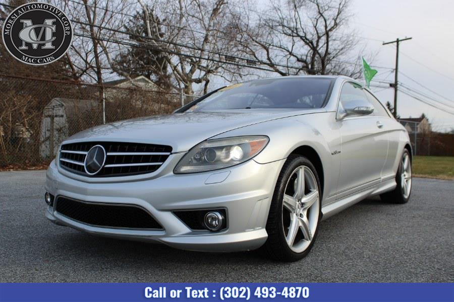 Used Mercedes-Benz CL-Class 2dr Cpe 6.3L V8 AMG 2008   Morsi Automotive Corp. New Castle, Delaware