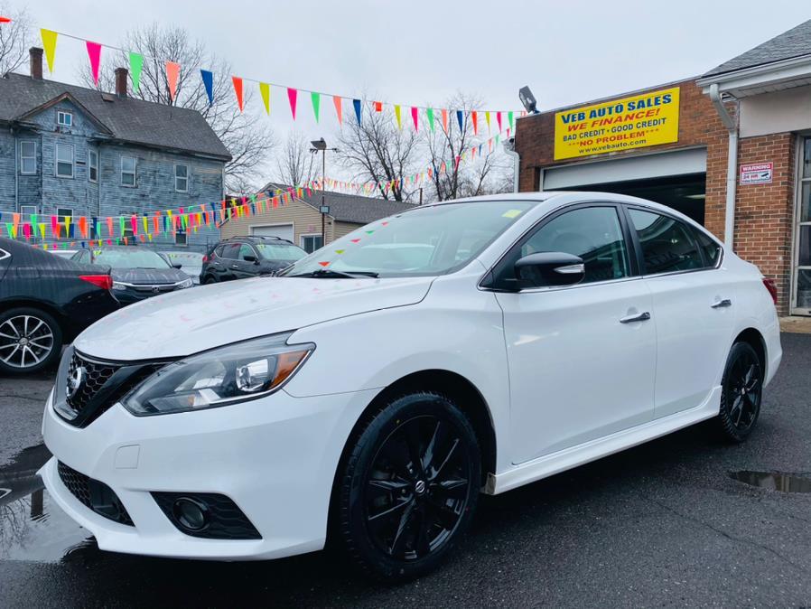 Used Nissan Sentra SR CVT 2018 | VEB Auto Sales. Hartford, Connecticut