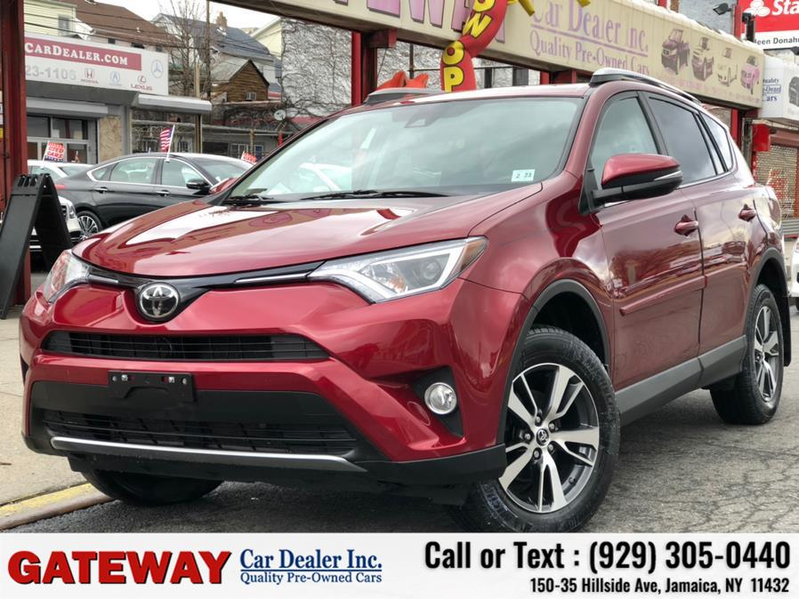 Used 2018 Toyota RAV4 in Jamaica, New York | Gateway Car Dealer Inc. Jamaica, New York