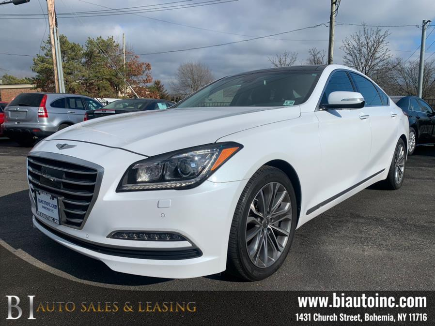 Used 2017 Genesis G80 in Bohemia, New York | B I Auto Sales. Bohemia, New York