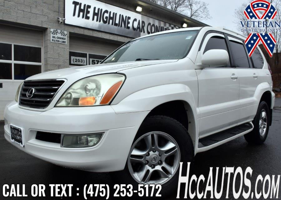 Used 2003 Lexus GX 470 in Waterbury, Connecticut | Highline Car Connection. Waterbury, Connecticut