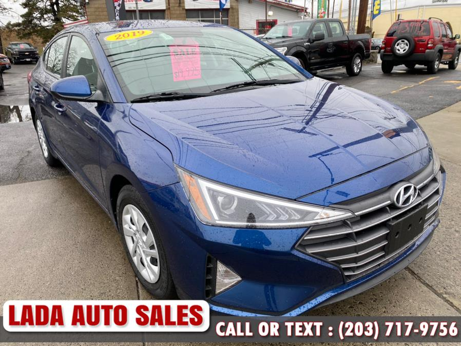 Used Hyundai Elantra SE Auto 2019 | Lada Auto Sales. Bridgeport, Connecticut