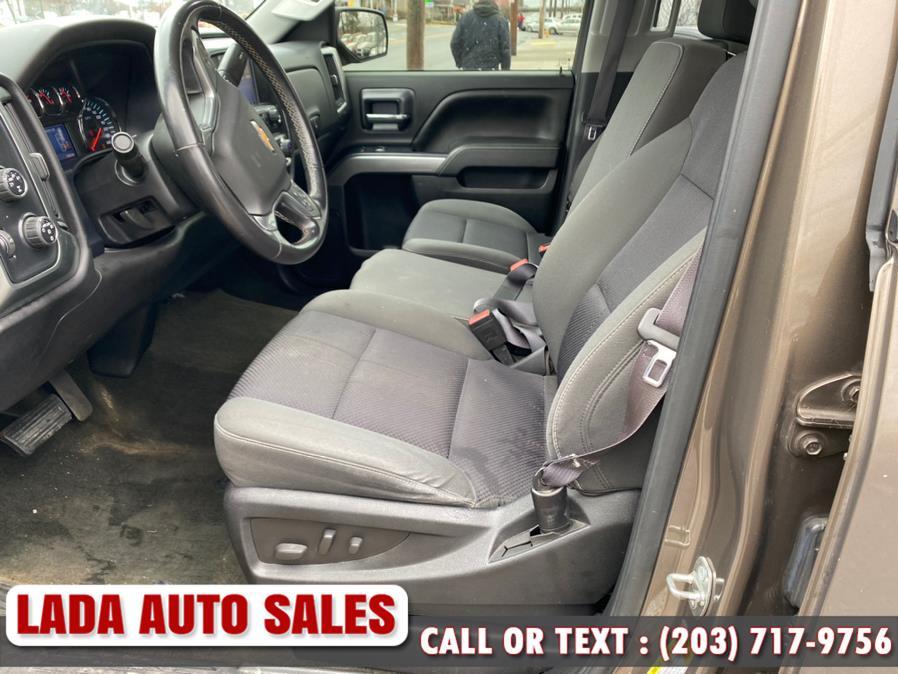 "Used Chevrolet Silverado 1500 4WD Double Cab 143.5"" LT w/2LT 2014 | Lada Auto Sales. Bridgeport, Connecticut"