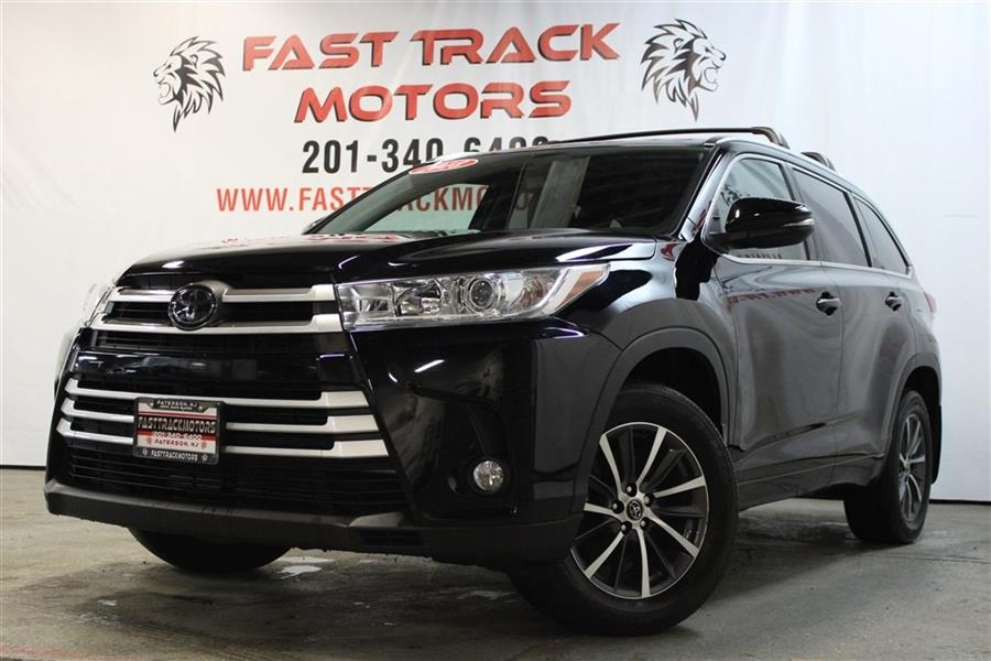 Used 2018 Toyota Highlander in Paterson, New Jersey | Fast Track Motors. Paterson, New Jersey