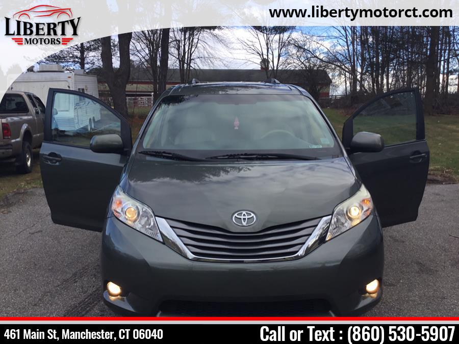Used 2012 Toyota Sienna in Manchester, Connecticut | Liberty Motors. Manchester, Connecticut