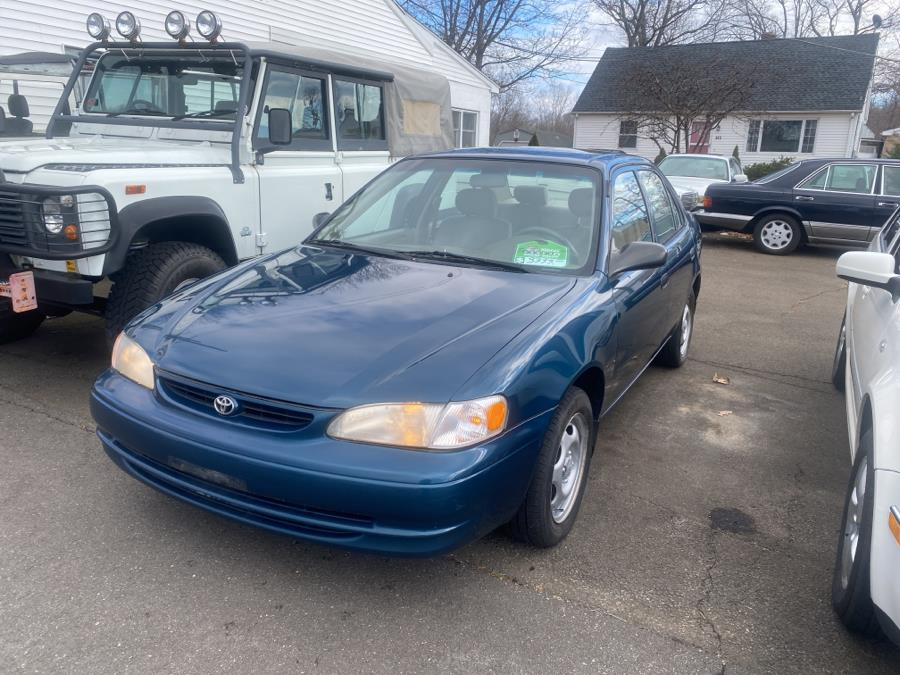 Used Toyota Corolla 4dr Sdn VE Auto 1999 | Vertucci Automotive Inc. Wallingford, Connecticut