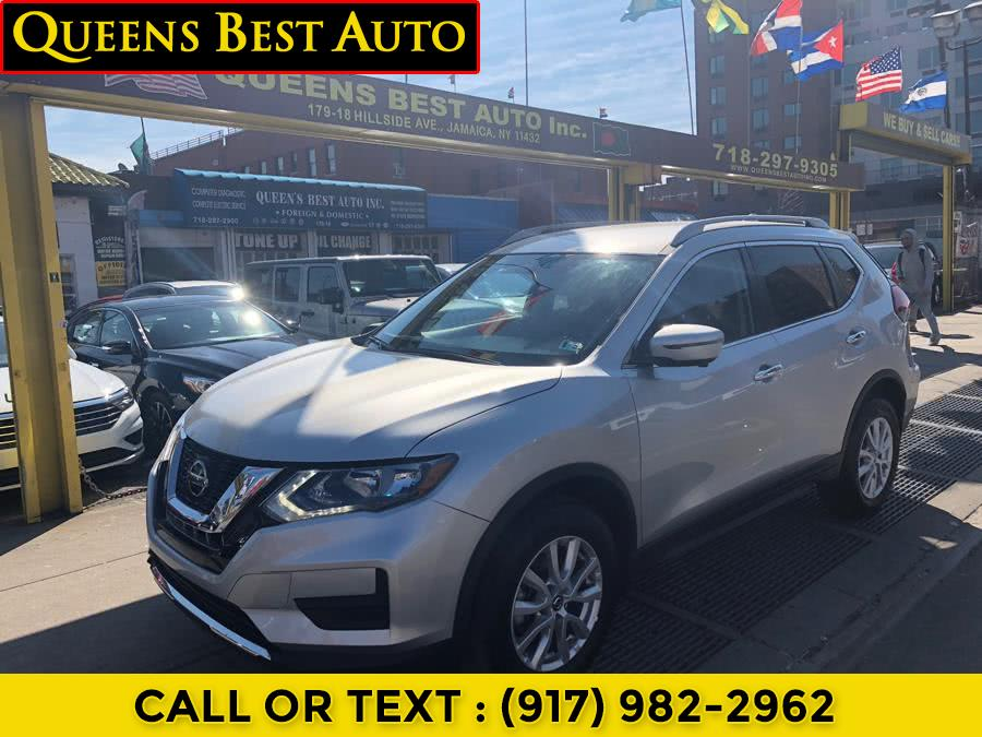 Used Nissan Rogue AWD SV 2018 | Queens Best Auto, Inc.. Jamaica, New York