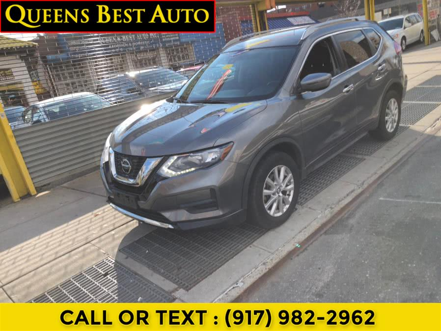 Used Nissan Rogue AWD SV 2019 | Queens Best Auto, Inc.. Jamaica, New York