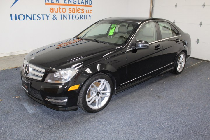Used 2013 Mercedes-Benz C-Class in Plainville, Connecticut | New England Auto Sales LLC. Plainville, Connecticut