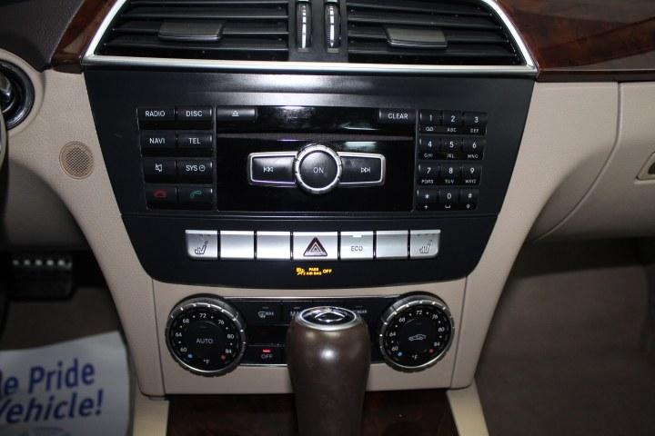 Used Mercedes-Benz C-Class 4dr Sdn C300 Sport 4MATIC 2013 | New England Auto Sales LLC. Plainville, Connecticut