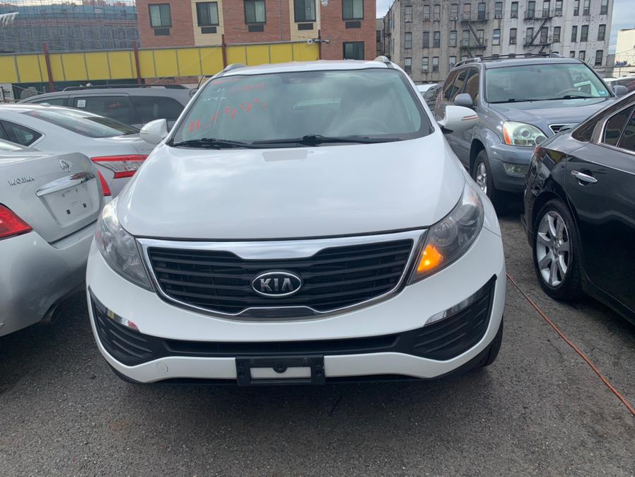 Used 2011 Kia Sportage in Brooklyn, New York | Atlantic Used Car Sales. Brooklyn, New York
