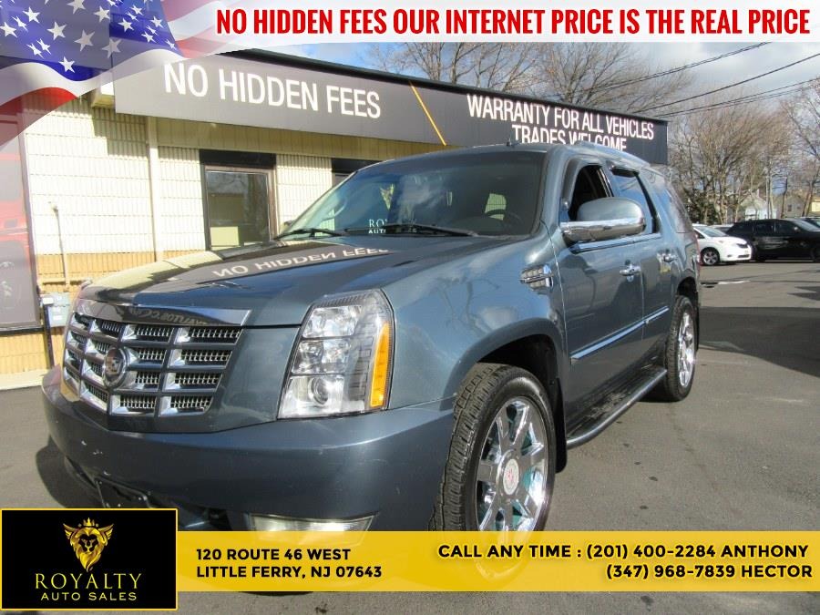Used 2008 Cadillac Escalade in Little Ferry, New Jersey   Royalty Auto Sales. Little Ferry, New Jersey