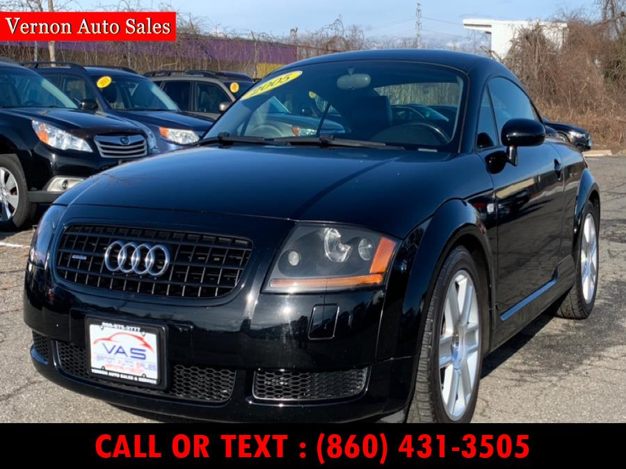 Used 2005 Audi TT in Manchester, Connecticut | Vernon Auto Sale & Service. Manchester, Connecticut