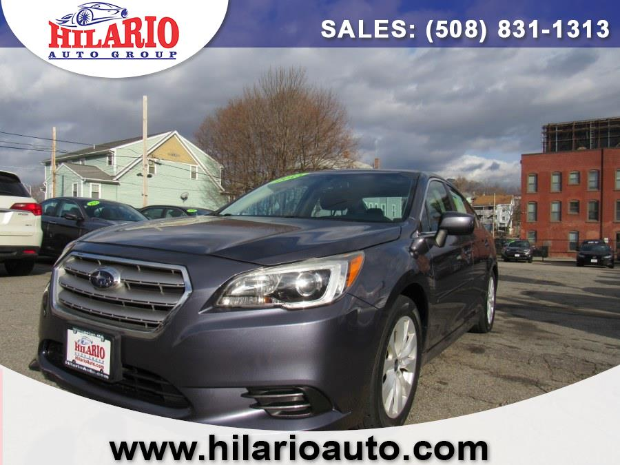 Used 2015 Subaru Legacy in Worcester, Massachusetts | Hilario's Auto Sales Inc.. Worcester, Massachusetts