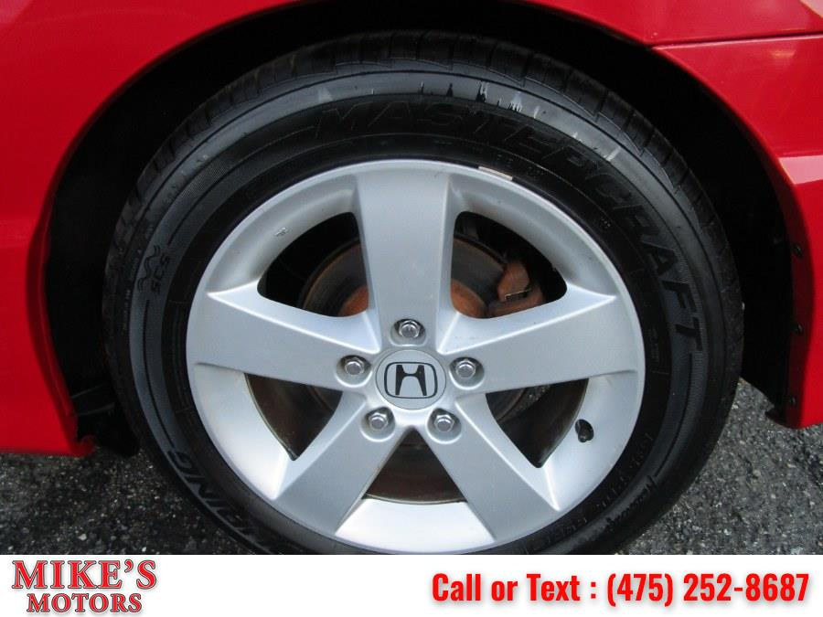 Used Honda Civic Cpe EX AT 2006 | Mike's Motors LLC. Stratford, Connecticut