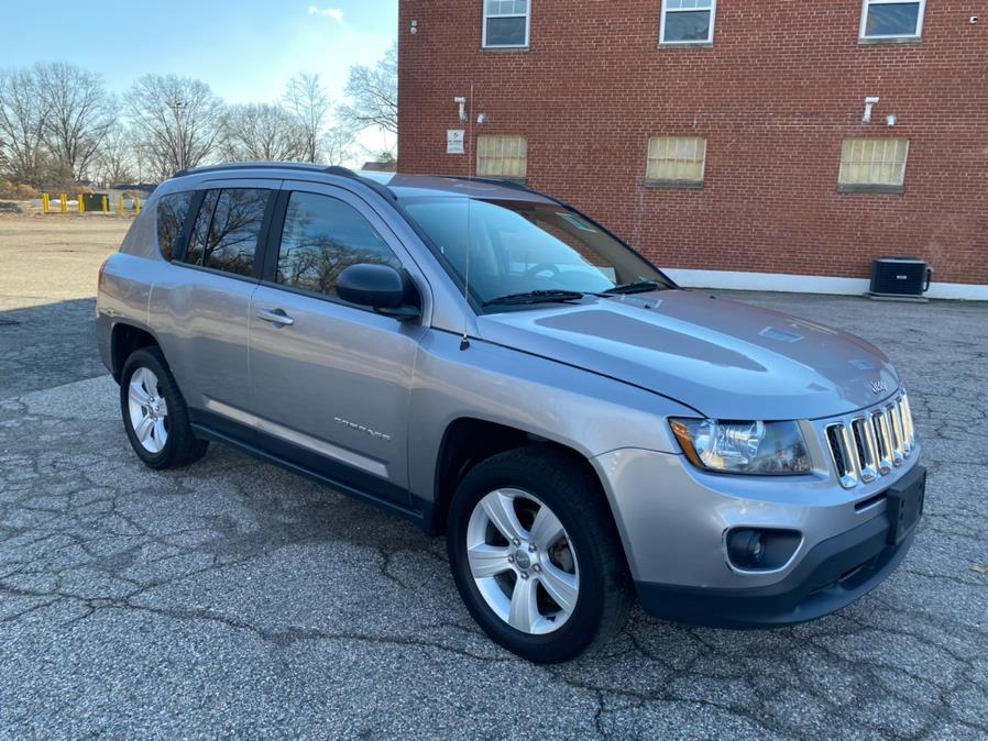 Used 2016 Jeep Compass in Bridgeport, Connecticut | CT Auto. Bridgeport, Connecticut