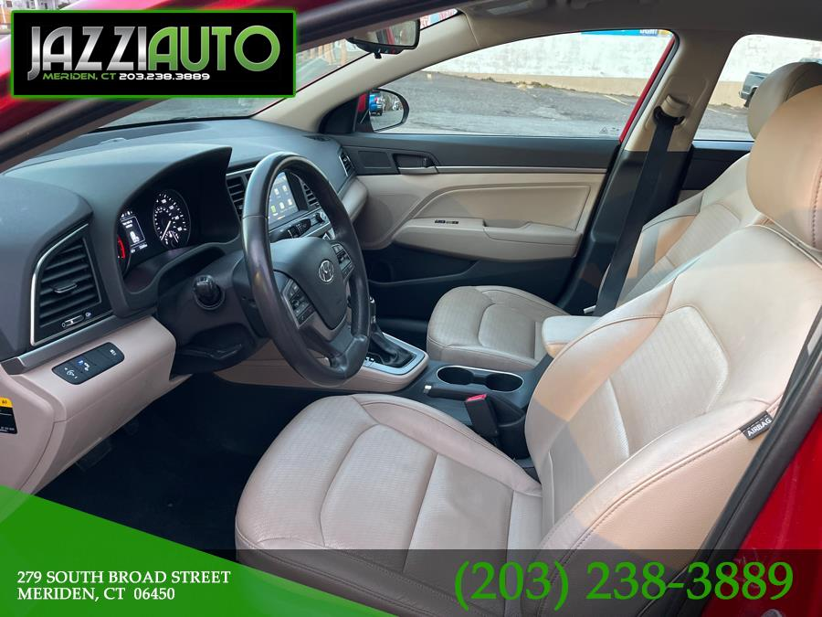 Used Hyundai Elantra LIMITED 2.0L Auto (Alabama) *Ltd Avail* 2017 | Jazzi Auto Sales LLC. Meriden, Connecticut