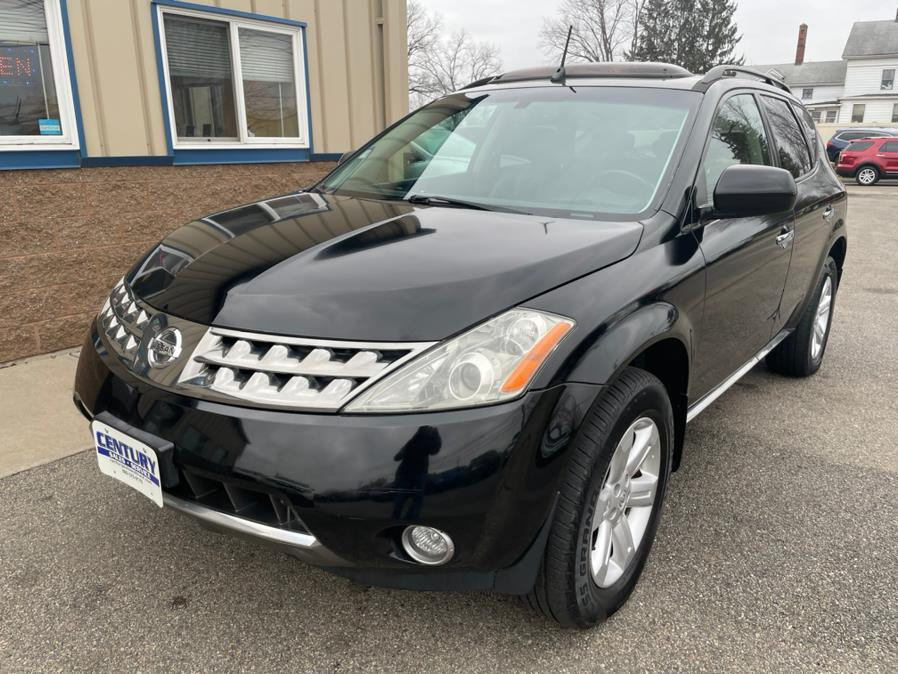 Used 2006 Nissan Murano in East Windsor, Connecticut | Century Auto And Truck. East Windsor, Connecticut