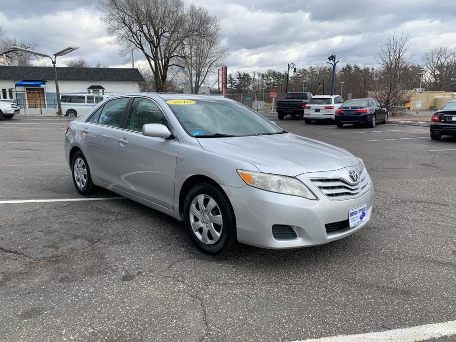Used 2010 Toyota Camry in Springfield, Massachusetts | Bournigal Auto Sales. Springfield, Massachusetts