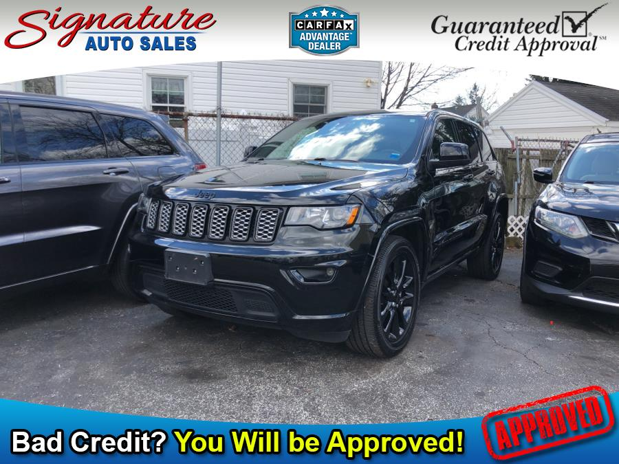 Used 2018 Jeep Grand Cherokee in Franklin Square, New York | Signature Auto Sales. Franklin Square, New York