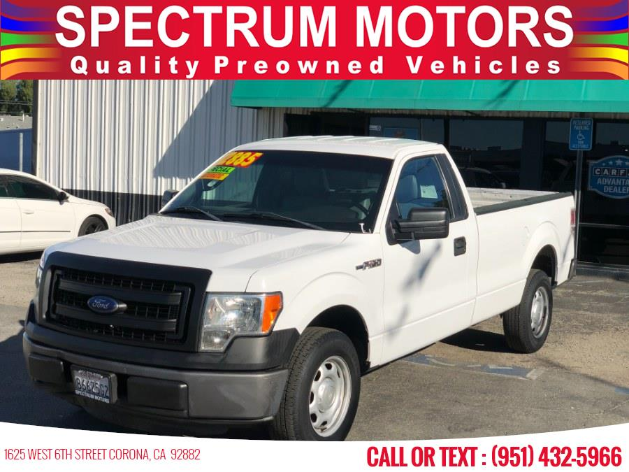 Used 2014 Ford F-150 in Corona, California | Spectrum Motors. Corona, California