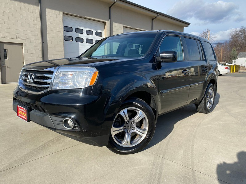 Used Honda Pilot 4WD 4dr SE 2015 | Union Street Auto Sales. West Springfield, Massachusetts