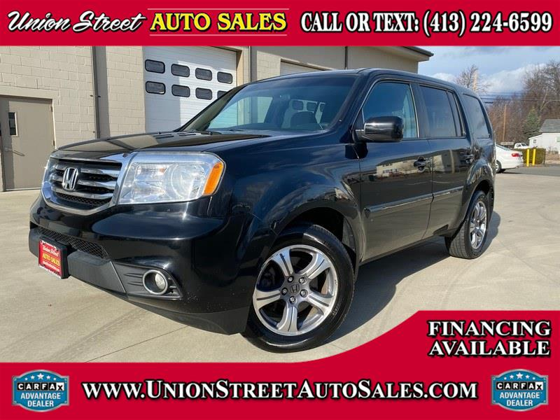 Used 2015 Honda Pilot in West Springfield, Massachusetts | Union Street Auto Sales. West Springfield, Massachusetts