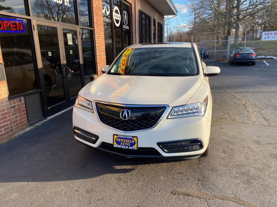 Used 2016 Acura MDX in Middletown, Connecticut | Newfield Auto Sales. Middletown, Connecticut