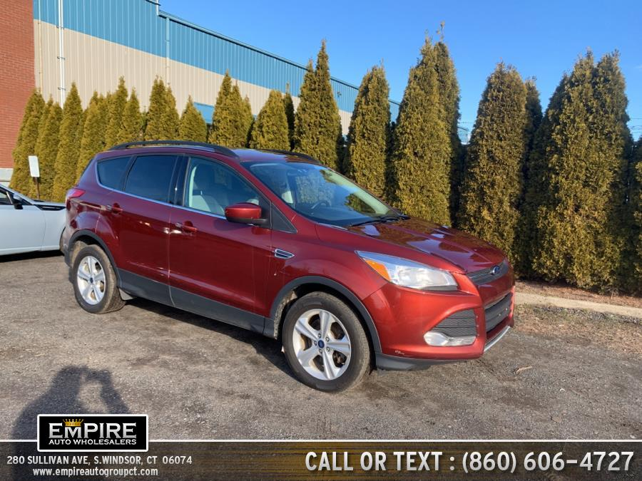 Used 2015 Ford Escape in S.Windsor, Connecticut | Empire Auto Wholesalers. S.Windsor, Connecticut