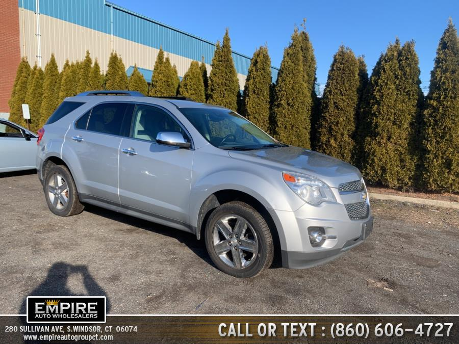Used 2015 Chevrolet Equinox in S.Windsor, Connecticut | Empire Auto Wholesalers. S.Windsor, Connecticut