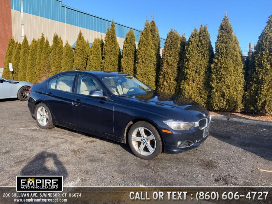 Used BMW 3 Series 4dr Sdn 328i xDrive AWD SULEV 2014 | Empire Auto Wholesalers. S.Windsor, Connecticut