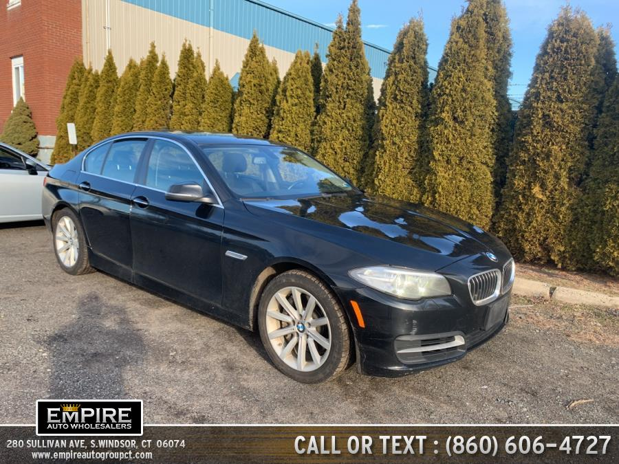 Used BMW 5 Series 4dr Sdn 535i xDrive AWD 2014 | Empire Auto Wholesalers. S.Windsor, Connecticut