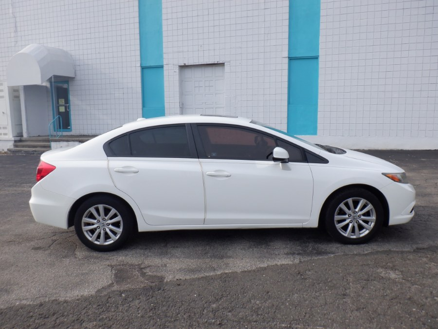 Used 2012 Honda Civic Sdn in Milford, Connecticut | Dealertown Auto Wholesalers. Milford, Connecticut