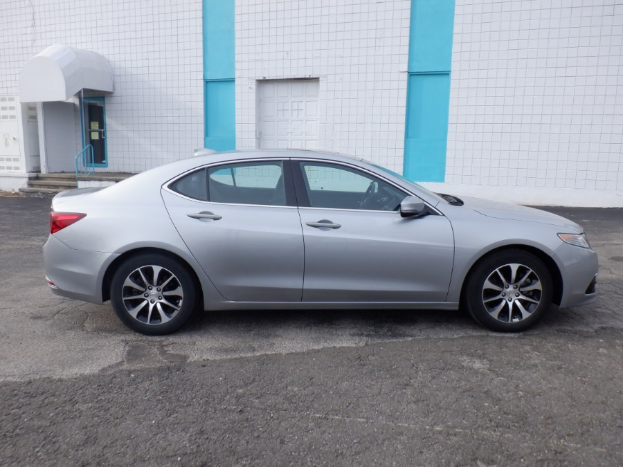 Used 2017 Acura TLX in Milford, Connecticut | Dealertown Auto Wholesalers. Milford, Connecticut