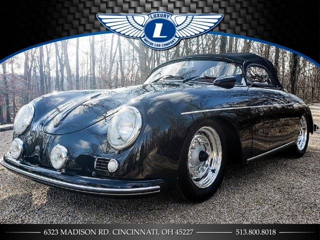 Used 1956 Porsche Speedster in Cincinnati, Ohio | Luxury Motor Car Company. Cincinnati, Ohio