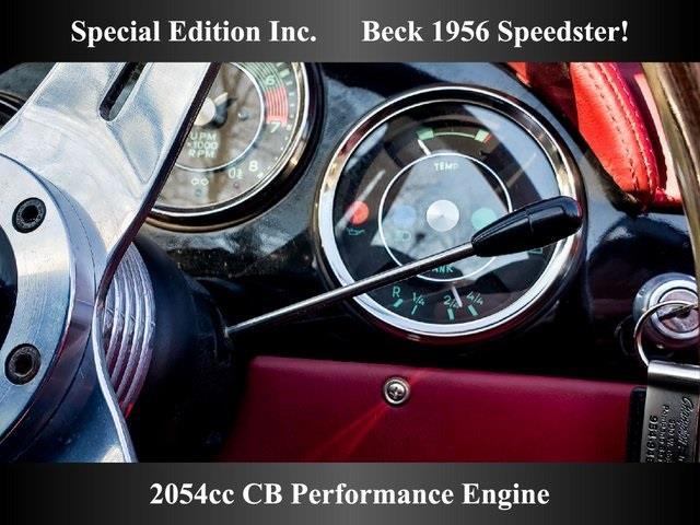 Used Porsche Speedster 2054cc 1956 | Luxury Motor Car Company. Cincinnati, Ohio