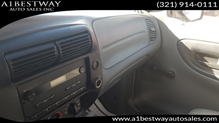 "Used Ford Ranger 2WD Reg Cab 112"" XL 2008 