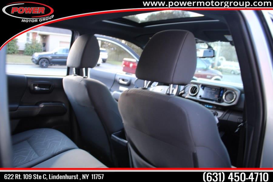 Used Toyota Tacoma TRD Off Road Double Cab 5'' Bed V6 4x4 MT (Natl) 2017 | Power Motor Group. Lindenhurst , New York