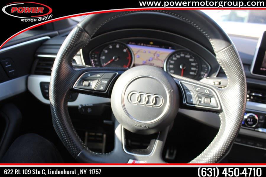 Used Audi A4 2.0 TFSI Auto Premium Plus quattro AWD 2017 | Power Motor Group. Lindenhurst , New York