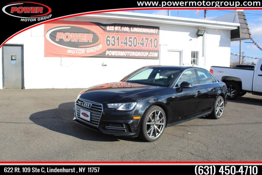 Used 2017 Audi A4 in Lindenhurst , New York | Power Motor Group. Lindenhurst , New York