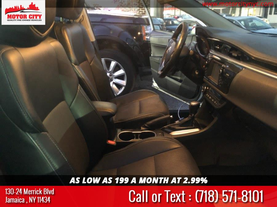 Used Toyota Corolla 4dr Sdn CVT S (Natl) 2015 | Motor City. Jamaica, New York