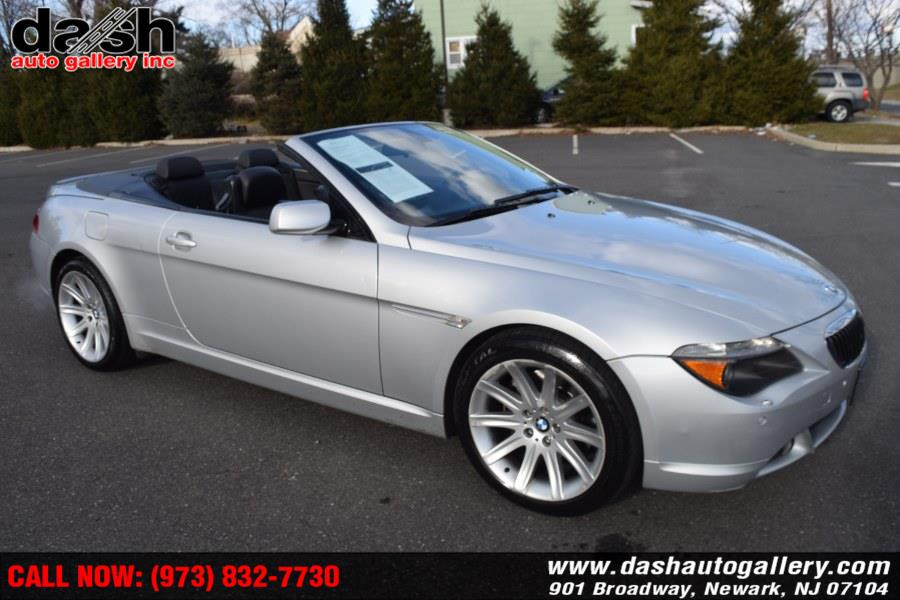 Used 2006 BMW 6 Series in Newark, New Jersey | Dash Auto Gallery Inc.. Newark, New Jersey