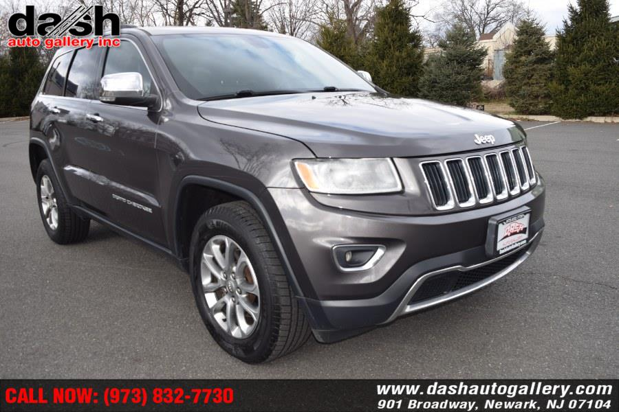 Used Jeep Grand Cherokee 4WD 4dr Limited 2015 | Dash Auto Gallery Inc.. Newark, New Jersey