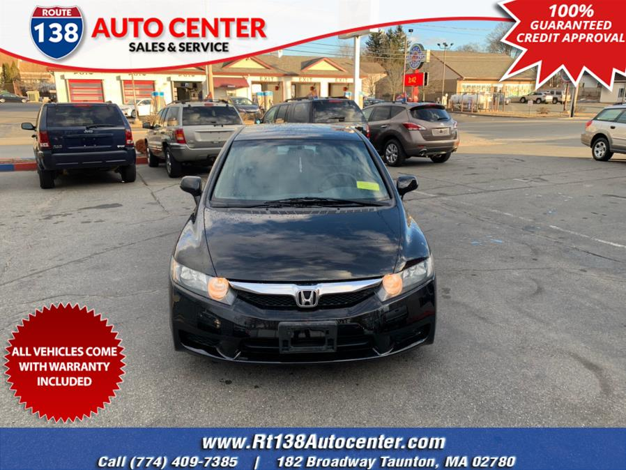 Used 2010 Honda Civic Sdn in Taunton, Massachusetts | Rt 138 Auto Center Inc . Taunton, Massachusetts