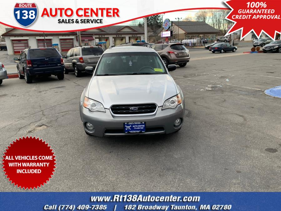Used 2007 Subaru Legacy Wagon in Taunton, Massachusetts | Rt 138 Auto Center Inc . Taunton, Massachusetts