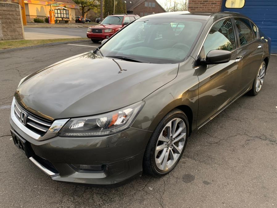 Used 2014 Honda Accord Sedan in New Britain, Connecticut | Central Auto Sales & Service. New Britain, Connecticut